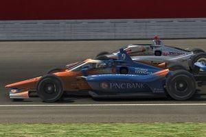 Scott Dixon, Chip Ganassi Racing, Will Power, Team Penske