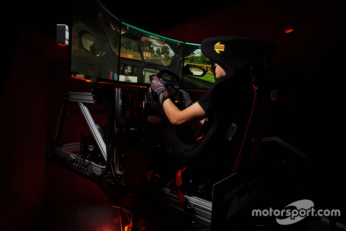 Dream Supercars simulator