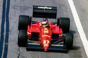 Michele Alboreto, Ferrari F1/87-88C