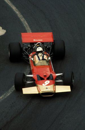 Alex Soler-Roig, Lotus 49C