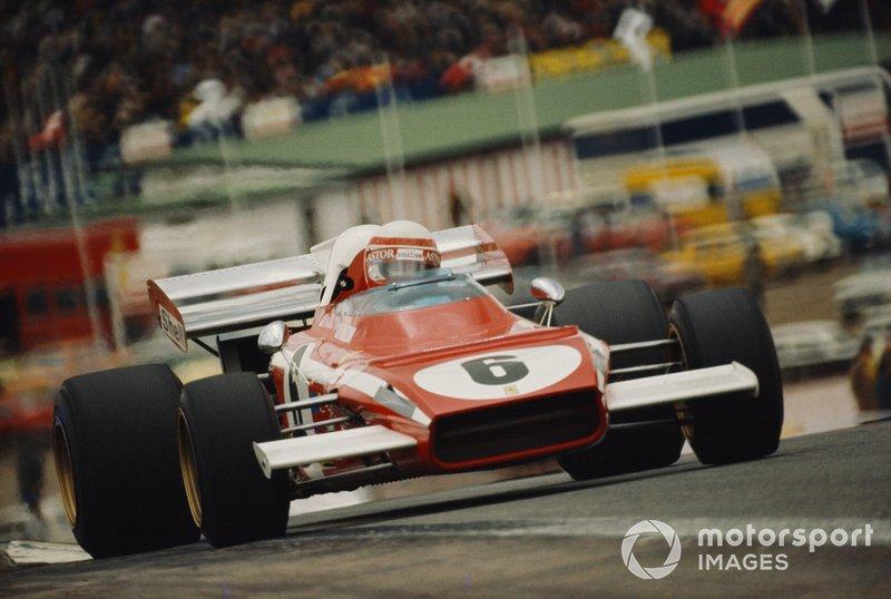 Clay Regazzoni: 39 yıl 10 ay 9 gün - 1978 Britanya