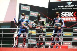 Razgatlioglu, Jonathan Rea, Kawasaki Racing Team, Michael van Der Mark, Pata Yamaha