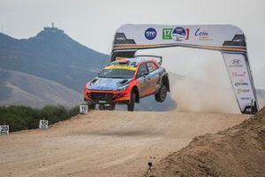 Nicolay Gryazin, Yaroslav Fedorov, Hyundai Motorsport Hyundai i20 R5