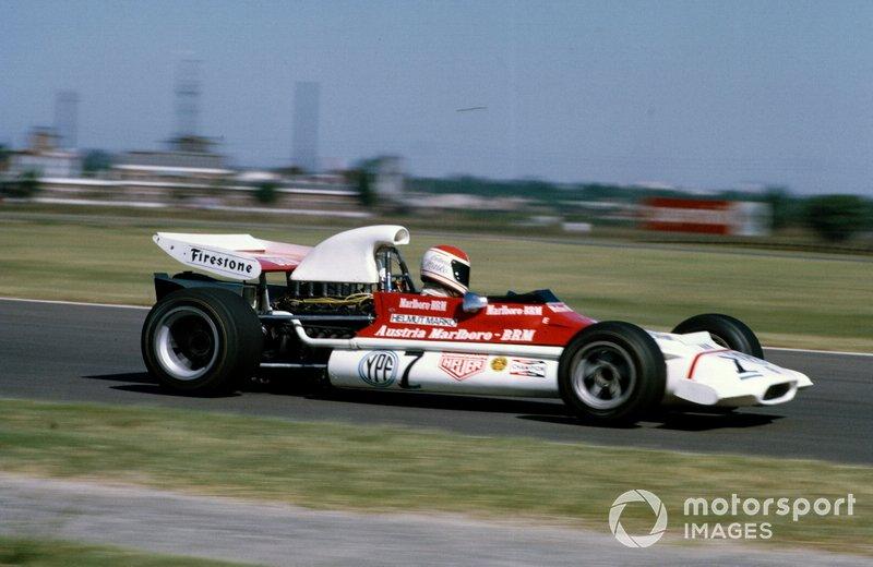 Helmut Marko, BRM P153