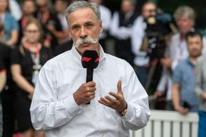 Chase Carey, CEO of F1