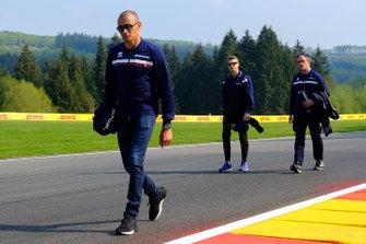 SMP Racing track walk