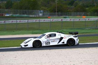 #203 SIN R1 GT4, Antonelli Motorsport: Mattia Michelotto