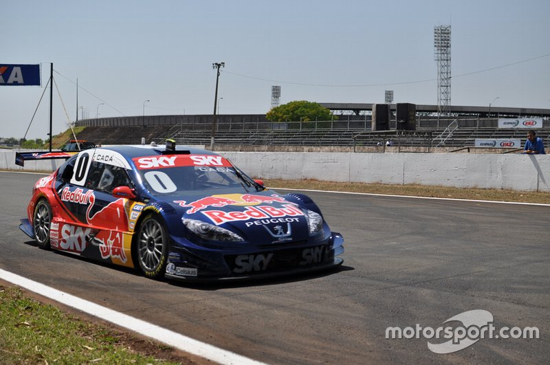 2011 - Cacá Bueno (4) - Peugeot 408