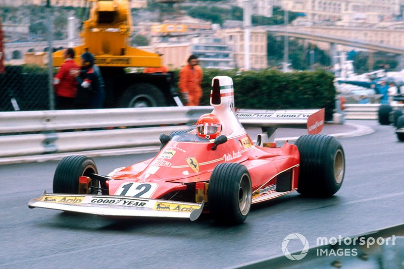 Niki Lauda - 2 victorias (1975 y 1976)