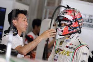 #88 JLOC Lamborghini Huracan GT3: Takashi Kogure