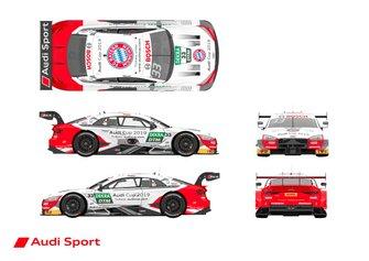 Rene Rast, Audi RS 5 DTM