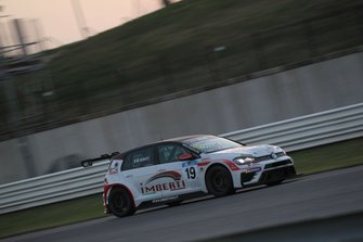 Michele Imberti, Elite Motorsport, Volkswagen Golf GTI TCR DSG