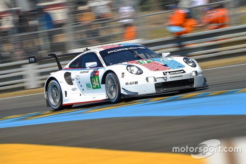 GTE-Pro: #94 Porsche GT Team, Porsche 911 RSR
