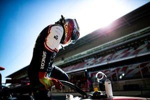 Raoul Hyman, Sauber Junior Team di Charouz
