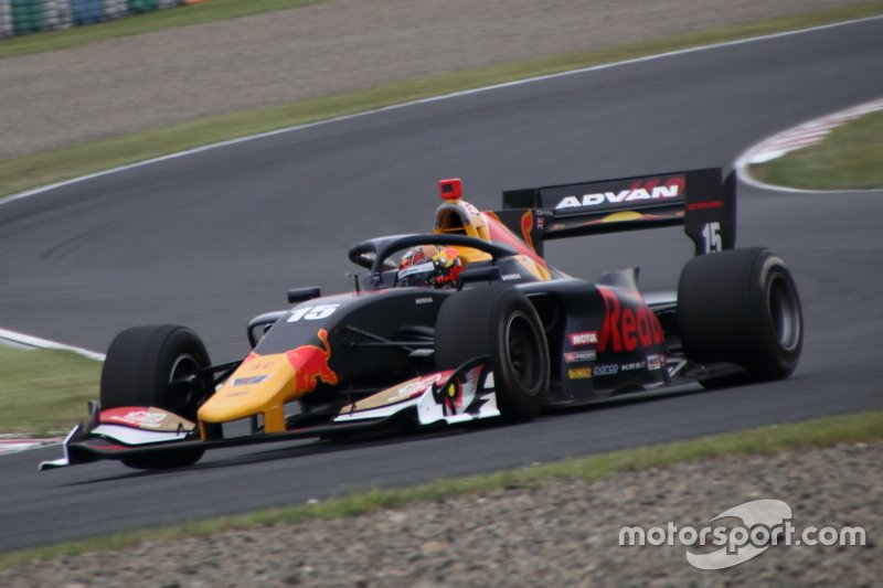 Daniel Ticktum(TEAM MUGEN)