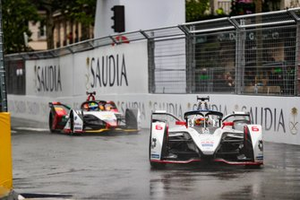 Maximillian Gunther, GEOX Dragon Racing, Penske EV-3, Lucas Di Grassi, Audi Sport ABT Schaeffler, Audi e-tron FE05