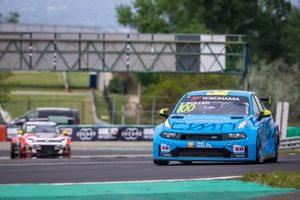 100 YVAN MULLER, (FRANCE), CYAN RACING LYNK & CO, LYNK & CO 03 TCR, action during the 2019 FIA WTCR World Touring Car cup, Race of Hungary at Hungaroring, Budapest from april 26 to 28 - Photo Clement Luck / DPPI
