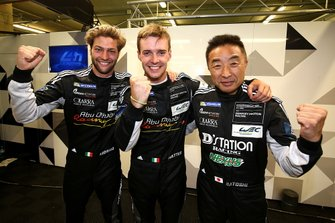 #88 Proton Competition Porsche 911 RSR: Satoshi Hoshino, Giorgio Roda, Matteo Cairoli take pole position in the GTE AM class