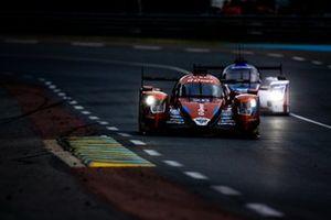 #26 G-Drive Racing, Oreca 07-Gibson: Roman Rusinov, Jean-Eric Vergne, Job van Uitert
