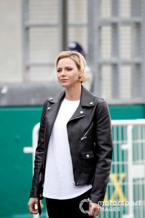 Charlène, Prinses van Monaco