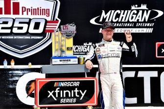Tyler Reddick, Richard Childress Racing, Chevrolet Camaro KC Motorgroup wins