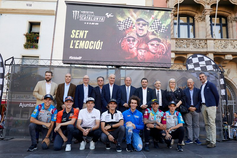 MotoGP Pre-evento a Barcellona