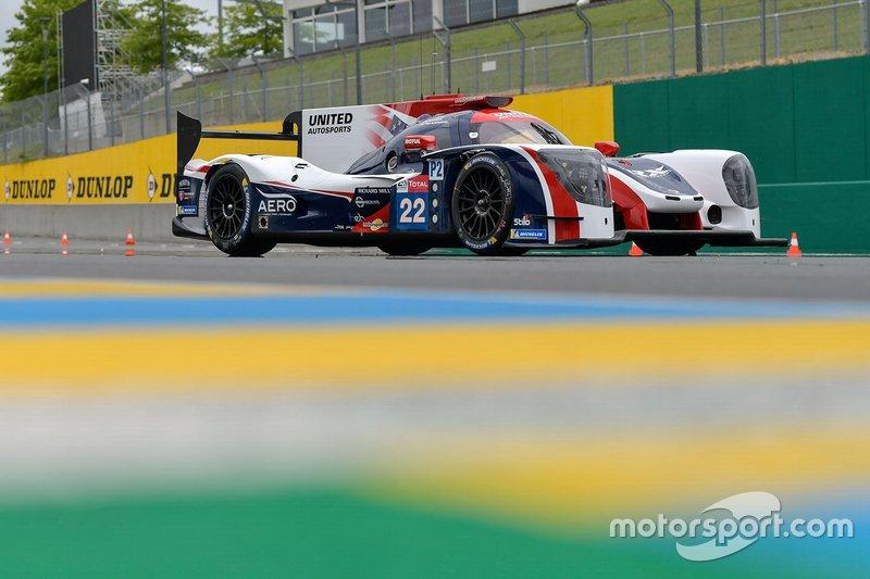 LMP2: #22 United Autosports, Ligier-Gibson JS P217