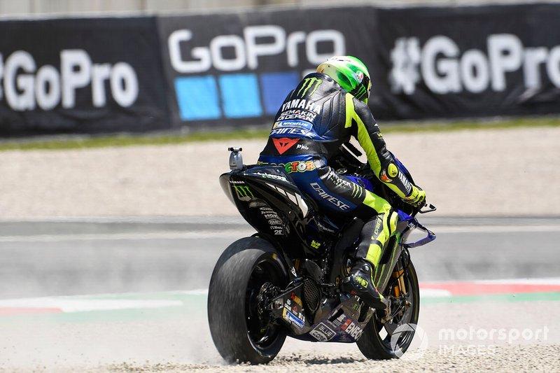 Valentino Rossi, Yamaha Factory Racing, Joan Mir, Team Suzuki MotoGP