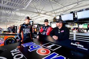 Todd Gilliland, Kyle Busch Motorsports, Toyota Tundra JBL/SiriusXM, Harrison Burton, Kyle Busch Motorsports, Toyota Tundra Safelite AutoGlass