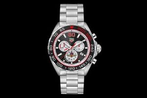 Une montre Indy 500 TAG-Heuer