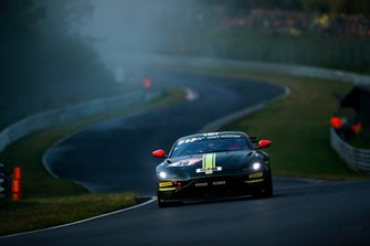 #36 AMR Performance Centre Aston Martin Vantage AMR GT4: Darren Turner, Chris Goodwin, Chris Harris, Christian Gebhardt