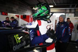 Tom Oliphant, WSR BMW