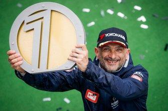 Racewinnaar Gabriele Tarquini, BRC Hyundai N Squadra Corse Hyundai i30 N TCR