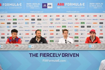 Pascal Wehrlein, Mahindra Racing, Gary Paffett, HWA Racelab, Tom Dillmann, NIO Formula E Team, Daniel Abt, Audi Sport ABT Schaeffler