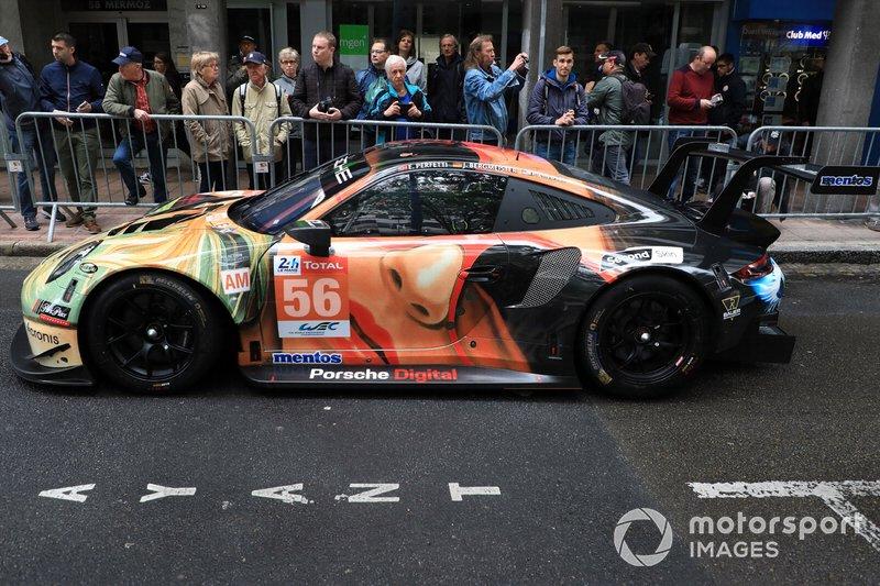 #56 Team Project 1 Porsche 911 RSR