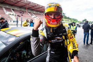 Race winner Gilles Magnus, Comtoyou Racing Audi RS 3 LMS