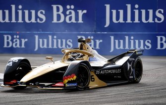 Andre Lotterer, DS TECHEETAH, DS E-Tense FE19, locks up