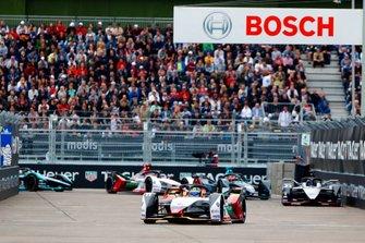 Lucas Di Grassi, Audi Sport ABT Schaeffler, Audi e-tron FE05, Sébastien Buemi, Nissan e.Dams, Nissan IMO1, Stoffel Vandoorne, HWA Racelab, VFE-05