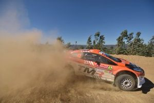 Takamoto Katsuta, Ford Fiesta R5, Tommi Makinen Racing