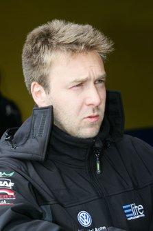 Davide Valsecchi, Elite Motorsport, Volkswagen Golf GTI TCR DSG