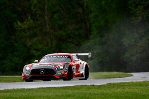 #04, Mercedes-AMG GT3, George Kurtz and Colin Braun
