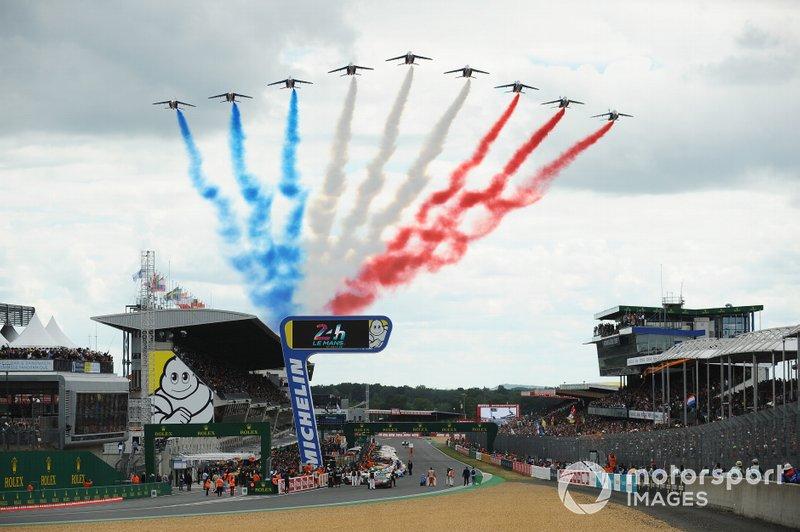 As 24 Horas de Le Mans foi adiada para 19 de setembro.
