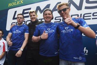 Le Mans Esports Series Super Final winners Veloce Esports