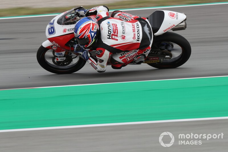 #79 Ai Ogura, Honda Team Asia