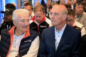 Hugues de Chaunac und Dr. Wolfgang Ullrich