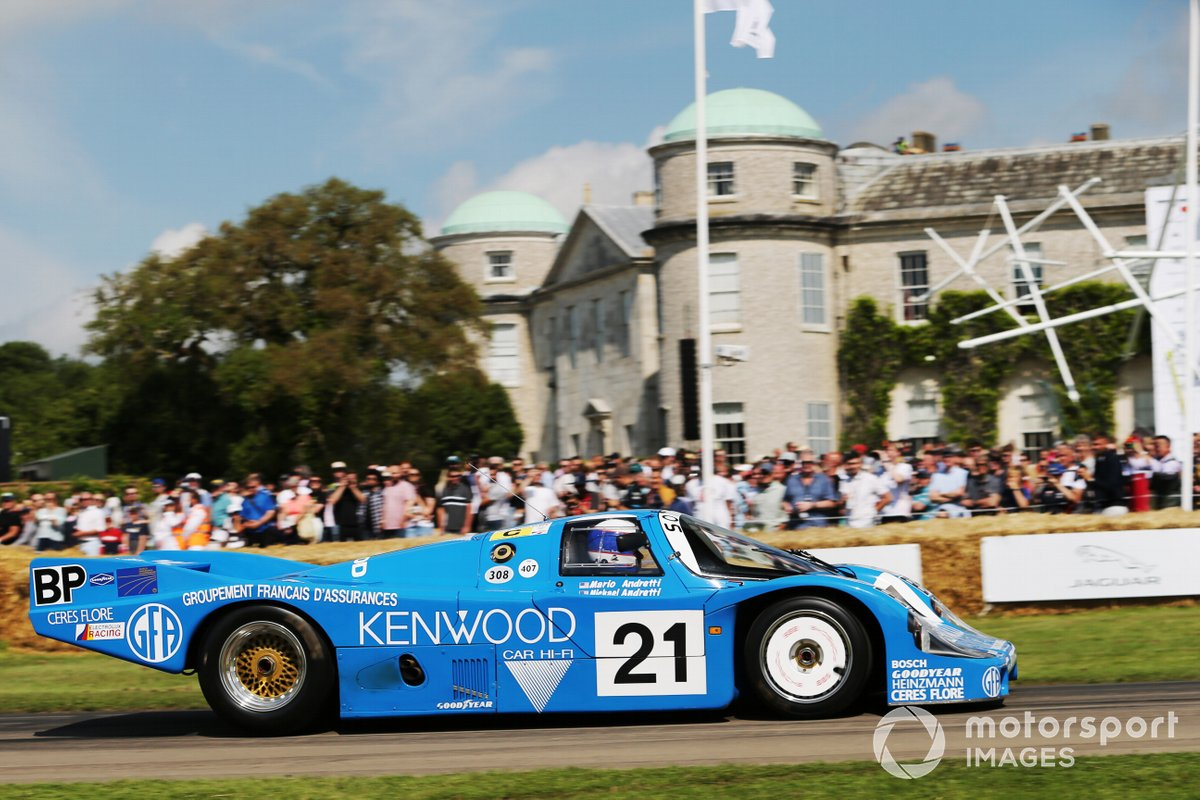 Kenwood Porsche 956