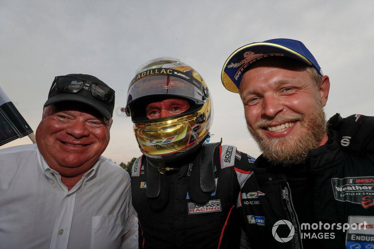 #01 Chip Ganassi Racing Cadillac DPi: Renger van der Zande, Kevin Magnussen, Chip Ganassi