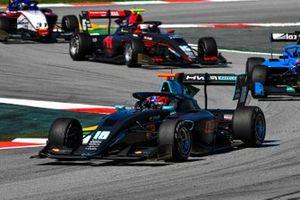 Rafael Villagomez, HWA Racelab, Calan Williams, Jenzer Motorsport, Oliver Rasmussen, HWA Racelab, Reshad De Gerus, Charouz Racing System