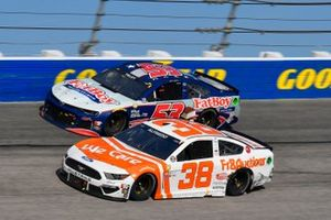Anthony Alfredo, Front Row Motorsports, Ford Mustang We Care, J.J. Yeley, Rick Ware Racing, Ford Mustang Fat Boy Ice Cream