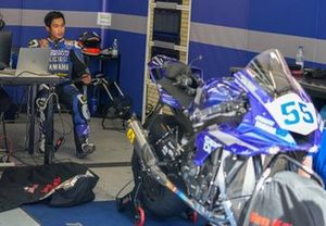 Galang Hendra, Ten Kate Racing